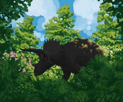 Triceratops Alice