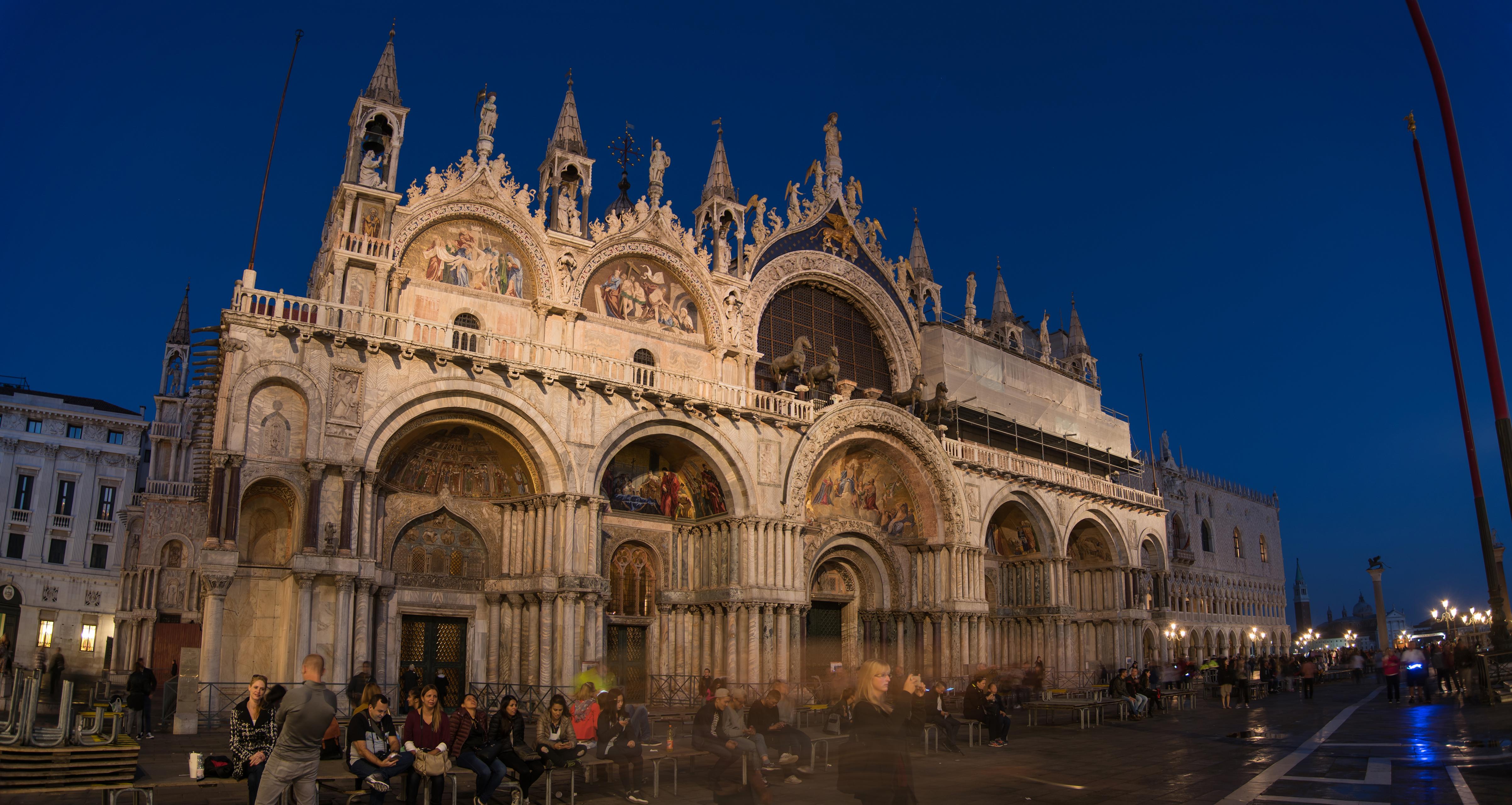 Basilica di san marco by thrakki on deviantart for Esterno basilica di san marco