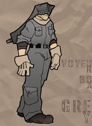 Grey: Voyeur Box by rygosywa