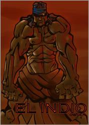 Origen: El Indio by rygosywa