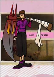 Lady Death by rygosywa