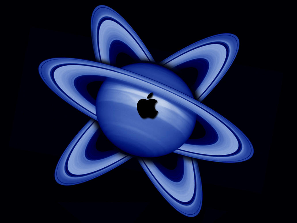Atomic Apple v. Huge by jaredsmith