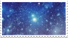 [STAMP] Blue Aesthetic 12