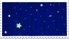 [STAMP] Blue Aesthetic 13