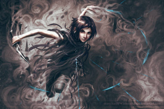 Vin (from the Mistborn trilogy)