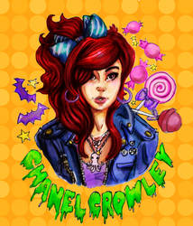 Deviant Id Chanel Crowley