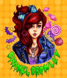 Deviant Id Chanel Crowley by omgitschanel