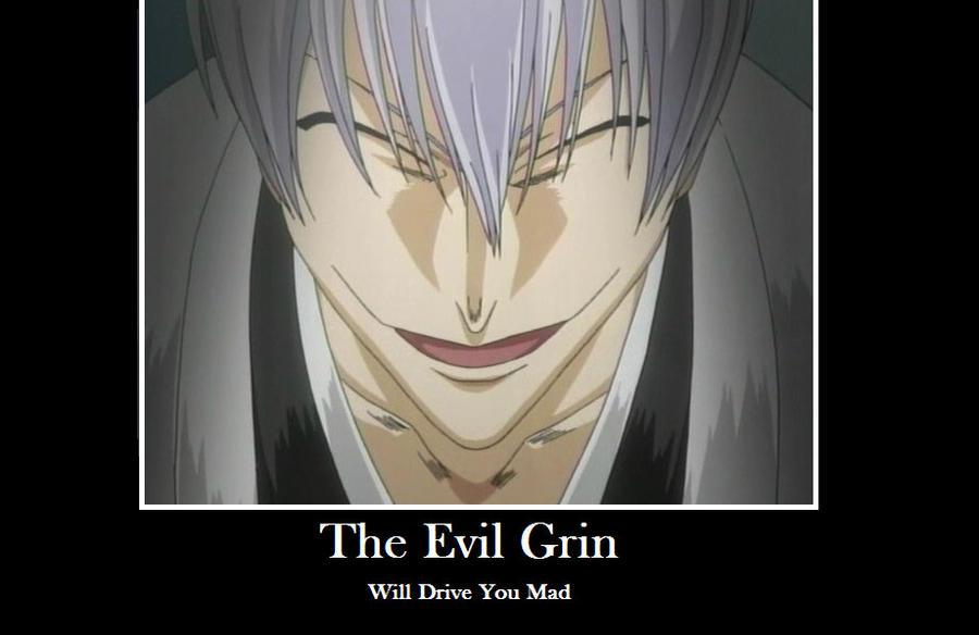 The Evil Grin by Azedarach on DeviantArt