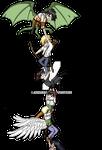 The Guard - chibi chain (colored)