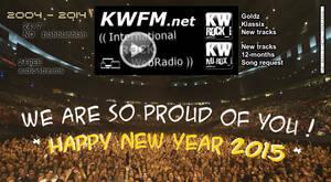 KWFM.net _ WE R SO PROUD OF U ! H. N. Y. 2015 by KWFMdotnet
