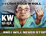 KW NU-ROX_! by KWFM.net // I LOVE ROCK'N'ROLL...