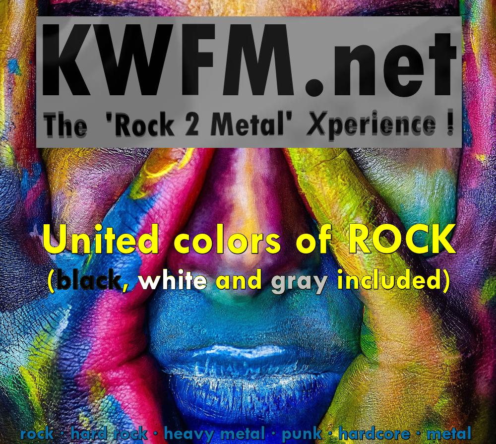 KWFM.net _ United colors of ROCK by KWFMdotnet
