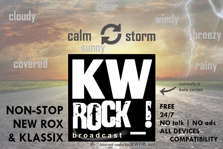 KW ROCK_! radio _ calm O storm by KWFMdotnet