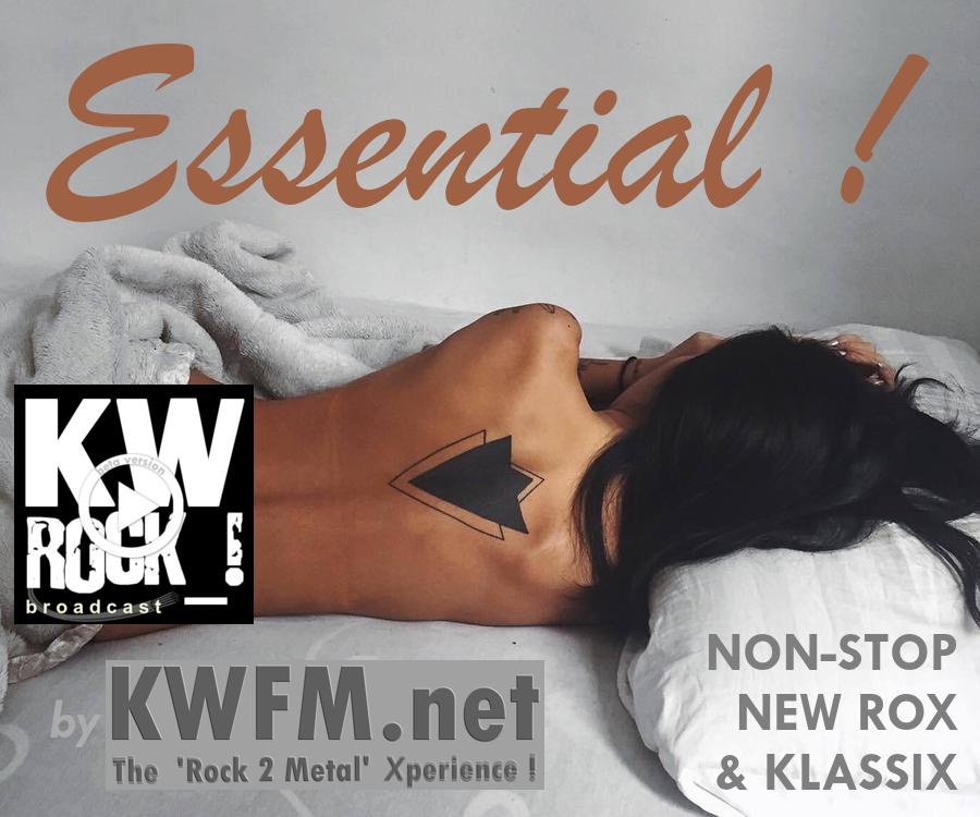 KW ROCK_! by KWFM.net _ Essential ! by KWFMdotnet