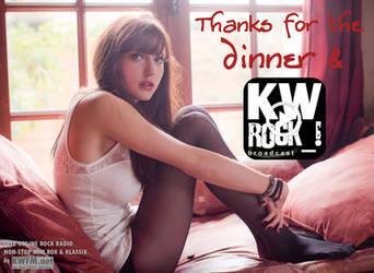 KW ROCK_! by KWFM.net _ Thanks for the dinner... by KWFMdotnet