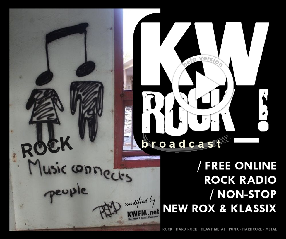 KW ROCK_! by KWFM.net _ ROCK Music connects people by KWFMdotnet