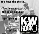 KW ROCK_! by KWFM.net _ You have the choice...