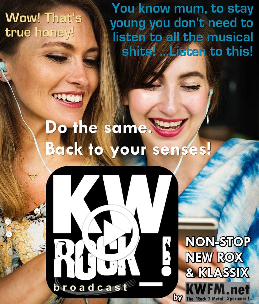 KW ROCK_! by KWFM.net _ Do the same... by KWFMdotnet
