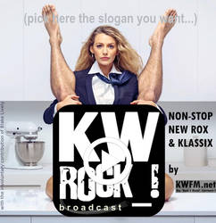KW ROCK_! by KWFM.net _ (pick here the slogan...) by KWFMdotnet