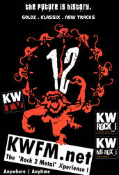 KWFM.net - 12 Yrs Old _ 12 Anos _ 12 Ans _ 12 Anys by KWFMdotnet