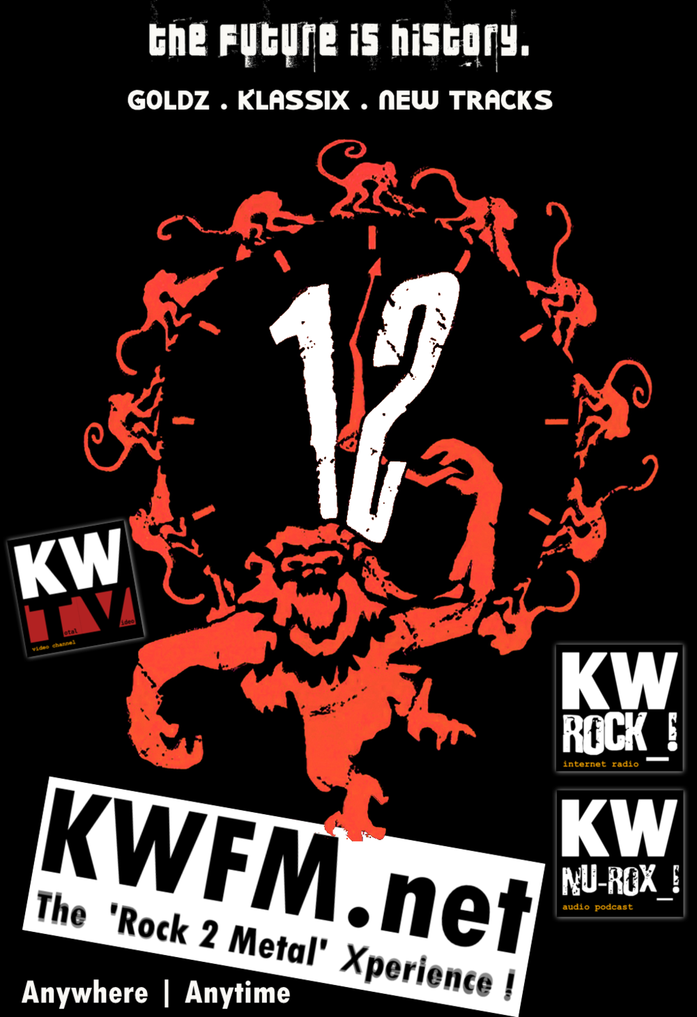 KWFM.net - 12 Yrs Old _ 12 Anos _ 12 Ans _ 12 Anys