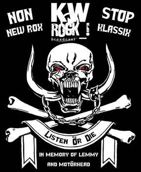 KW ROCK_! by KWFM.net _ Listen Or Die (IN MEMORY)