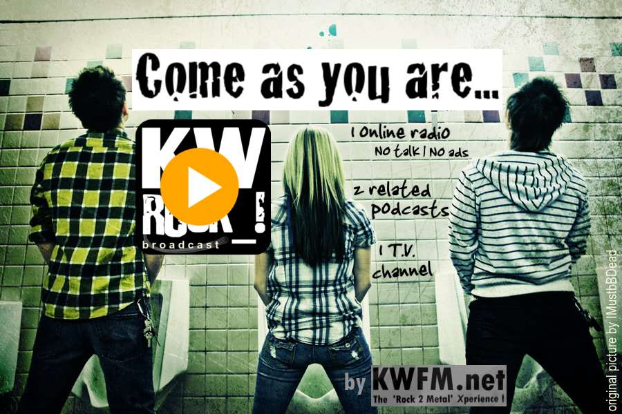 KW ROCK_! by KWFM.net _ Come as you are... by KWFMdotnet