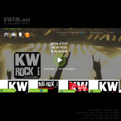 KWFM.net _ new website - May 25, 2020