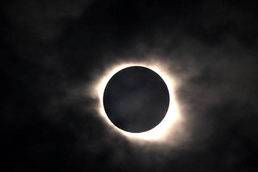 Great American Eclipse Totality - 2:37 PM