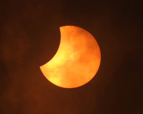 Great American Eclipse - 3:39 PM