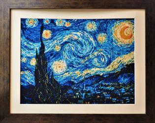 Starry Night by Ryardn