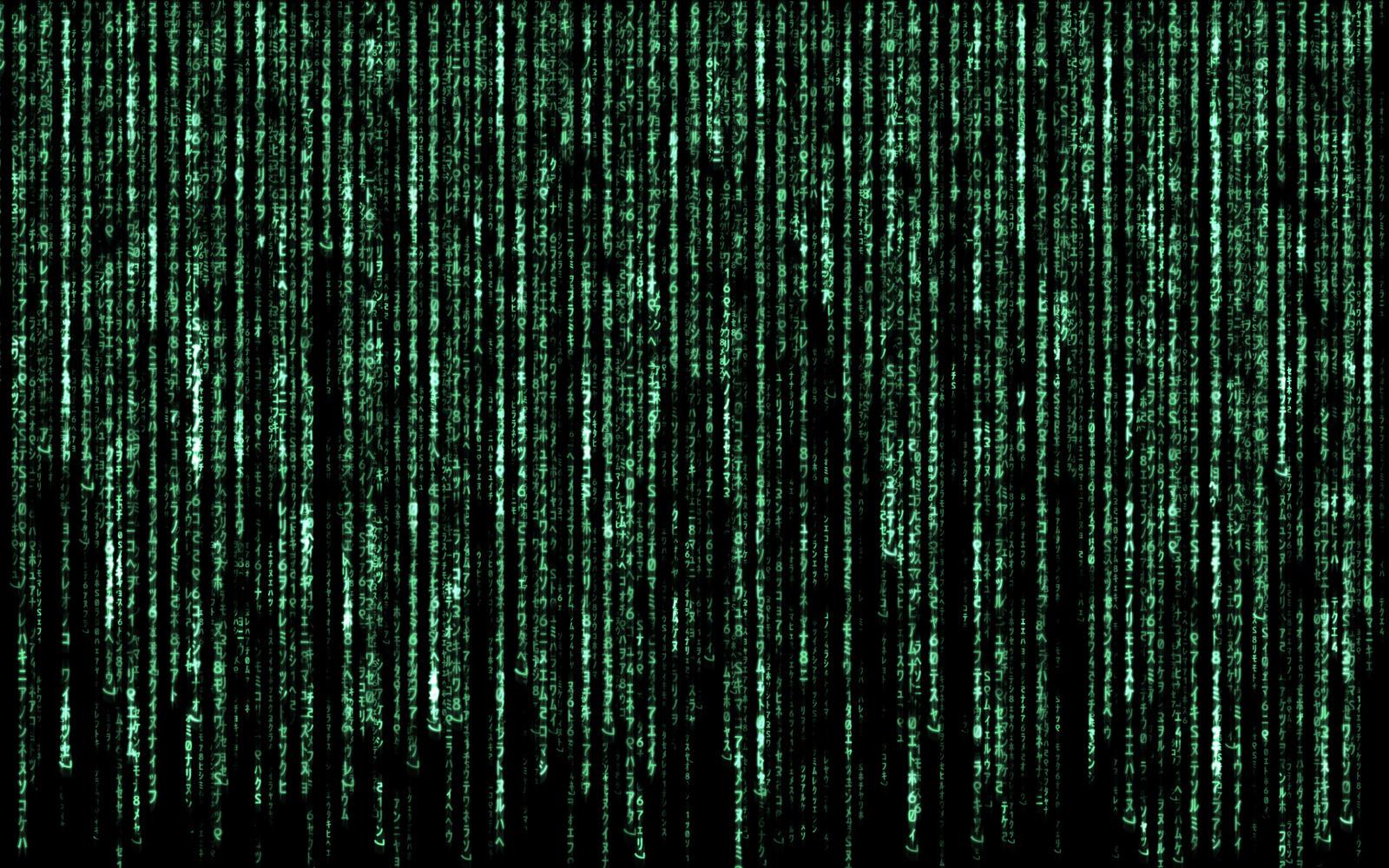 Matrix code wallpaper by Revarn on DeviantArt