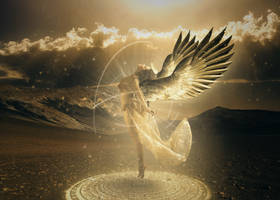 Angel by Revarn
