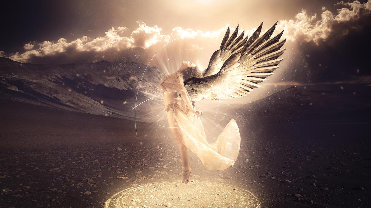 Archangel by Revarn