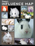 Flappy's Influence Map