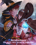 MM RPG - The stary wizard and his princess