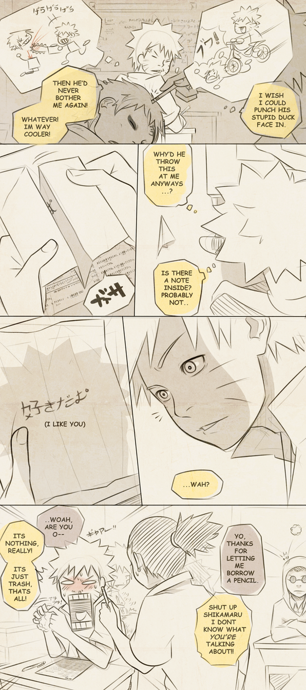 Naruto: Unbreakable Bonds (P2) by Uzucake