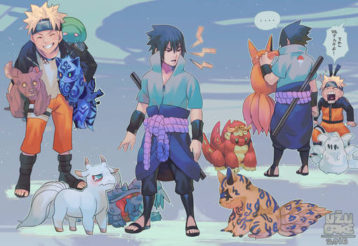 Baby Tailed Beasts