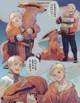 Hokage Naruto x Kurama