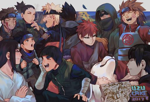 Konoha Boys