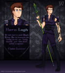Lancer OC - Fate/Stay Night