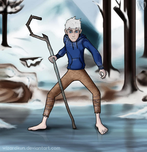Jack Frost by Wiz-Dan