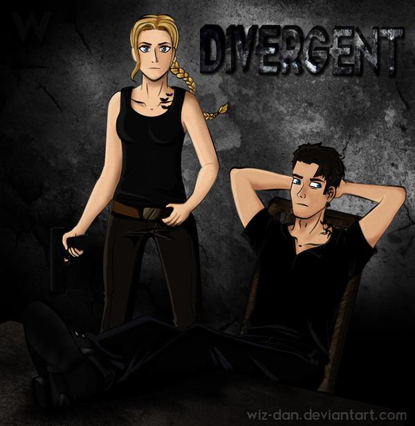 DIVERGENT by Wiz-Dan