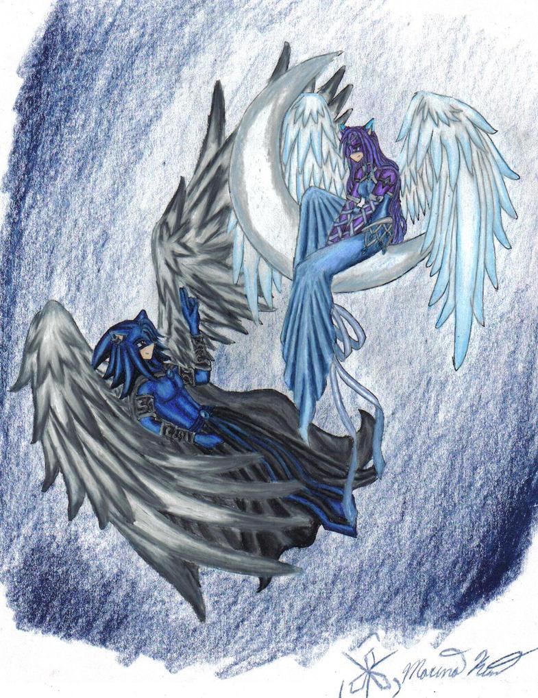 The Angels by MarDeHedgehog