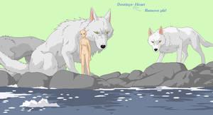 princess mononoke river base