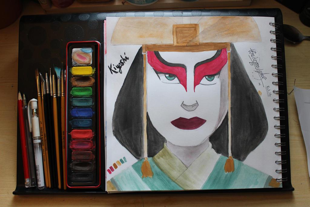 Avatar Kiyoshi by Tinny-xxx
