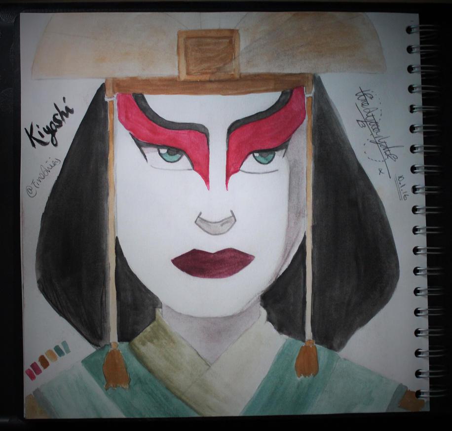 Avatar Kiyoshi (Close Up) by Tinny-xxx