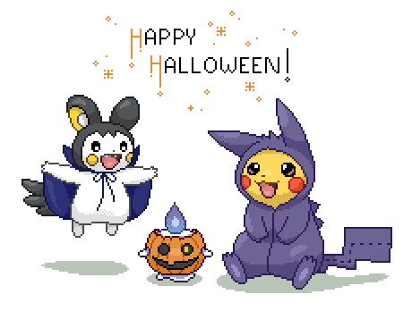 Happy Halloween by Mizzi-Cat