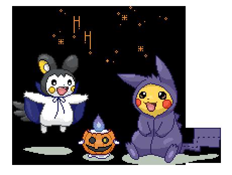 Happy Halloween by Mizzi-Cat