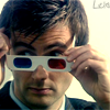Tenth Doctor Icon 3 by CarrieLeFey316